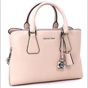 Michael Kors Medium Camille Bakker Pink Bag